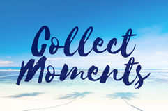 Collect Moments Adventure Enjoyment Explore Concept Stock Photos