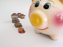 Collect money Stock Images