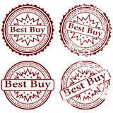 Collect stamps Royalty Free Stock Images