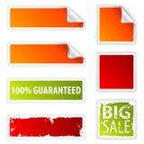 Collect Sticker Stock Photos