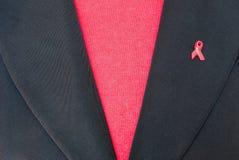 Collecte de fonds de corporation de charité pour le SIDA Images libres de droits