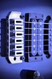 Collectes de guitare image stock