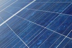 Collecteur neuf de panneau solaire Images stock
