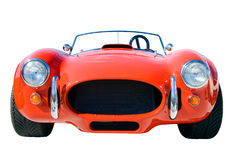 Vintage sports car Royalty Free Stock Photo