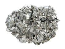 Collectible specimen of pyrite Stock Photos