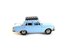 Collectible toy model car Stock Image