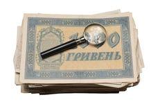 Collectibles铸造钞票奖 图库摄影