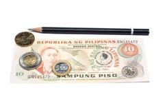 Collectibles Coins Banknotes Awards Stock Photos