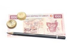 Collectibles Coins Banknotes Awards Royalty Free Stock Photo