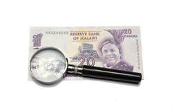 Collectibles invente des récompenses de billets de banque Images libres de droits