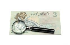 Collectibles invente des récompenses de billets de banque Photographie stock