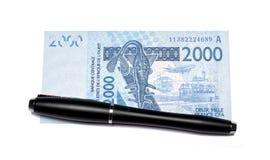 Collectibles invente des récompenses de billets de banque Image stock