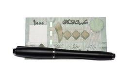 Collectibles invente des récompenses de billets de banque Photos libres de droits