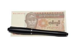 Collectibles invente des récompenses de billets de banque Image libre de droits