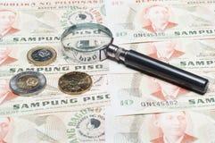 Collectibles prägt Banknoten-Preise Lizenzfreies Stockbild