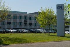 Collectief hoofdkwartier van de Opslag Nord van GN/Groot Nr Royalty-vrije Stock Afbeelding