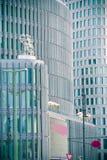 Collectieve gebouwen Royalty-vrije Stock Foto