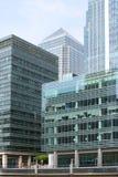 Collectieve gebouwen Royalty-vrije Stock Fotografie