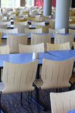 Collectieve Lunchroom Royalty-vrije Stock Afbeeldingen
