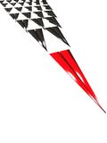 Collectieve vlucht Vector Illustratie