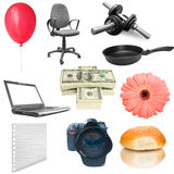Collection Royalty Free Stock Image