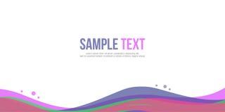 Collection Abstract background design website header. Vector art Stock Photos