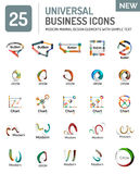 Collection of abstract company logo design concepts. Vector collection of abstract company logo design concepts Stock Photo