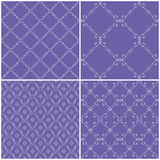Collection of abstract wallpaper with pattern. Stock Image