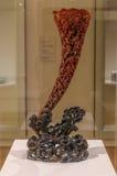 Collection asiatique dans la galerie nationale de Victoria, Melbourne, Australie Images stock