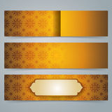 Collection banner design, Asian art background. Stock Photo