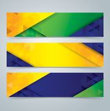 Collection banner design. Royalty Free Stock Photography