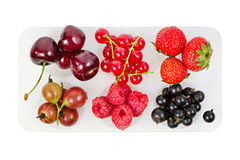 Collection of berry Stock Photos