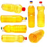 Collection bottle Stock Photography