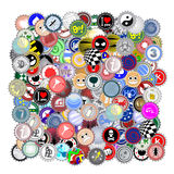 Collection cap Royalty Free Stock Images