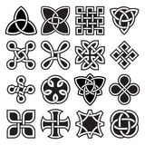 Collection of Celtic Knot Designs in Vector Format. Collection of Celtic Knot Designs in Editable Vector Format vector illustration