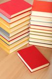 Collection of classical literature Stock Photo