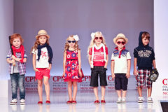 Collection of clothing Boboli Royalty Free Stock Images