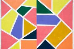 Collection colorée de milieux de papier réutilisés dans de haute qualité - taille totale d'image illustration libre de droits