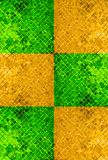 Collection color background from tile mosaic Royalty Free Stock Images