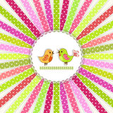 Collection colorful ribbon. Stock Photo