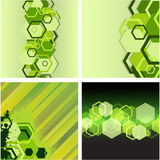 Collection Colourful Background. Eps10 Royalty Free Stock Photography