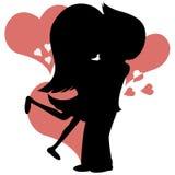 Collection de baiser Image stock