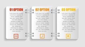 Collection de calibres d'Infographic pour des affaires illustration libre de droits