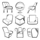 Collection de chaise