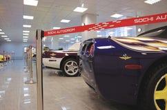Collection de Chevrolet Corvette images stock