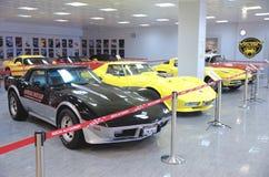 Collection de Chevrolet Corvette photographie stock