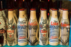 Collection de Coca-Cola Photo stock
