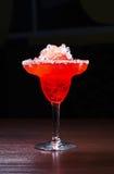 Collection de cocktails Photographie stock