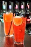 Collection de cocktails - brise marine Photo libre de droits