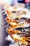 Collection de cocktails - Martini Photos libres de droits